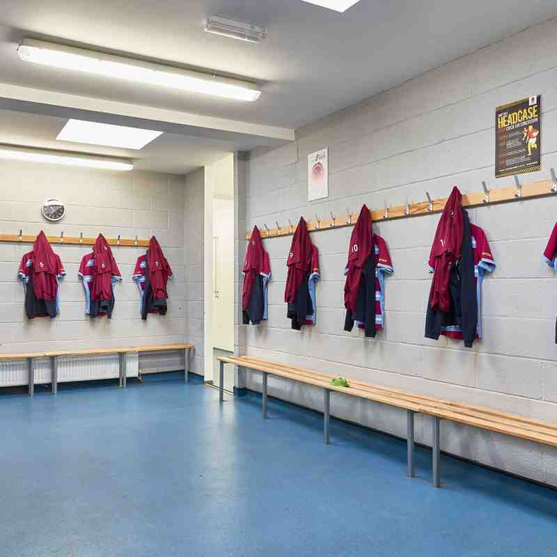 Wimbledon RFC Changing Room opening ceremony 9th December 2017