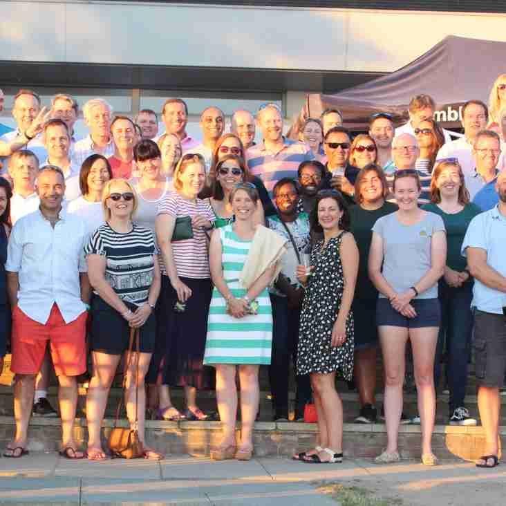 Wimbledon RFC celebrates its incredibile volunteers