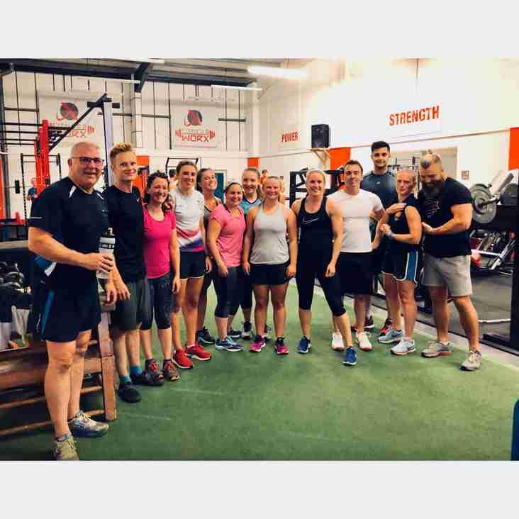 Fitness worx's its magic on Leamingtons Preseason
