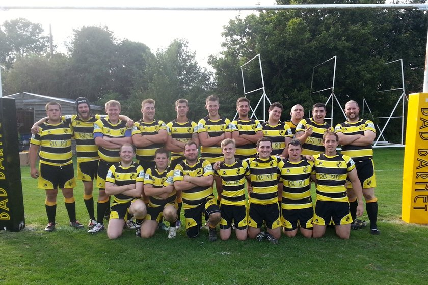 Hellingly 2XV(The Saxons) lose to E. Grinstead 2 39 - 10