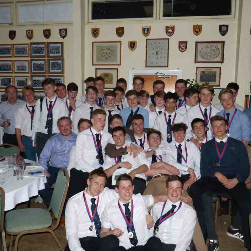 U16 - End of Season Photos