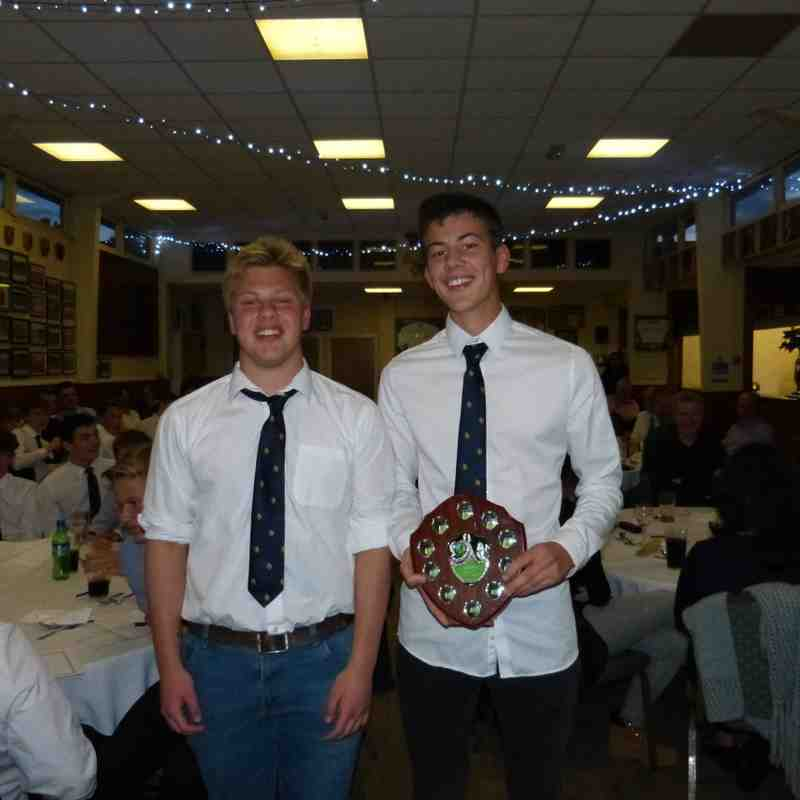 U16 Player of the Year 2016/17
