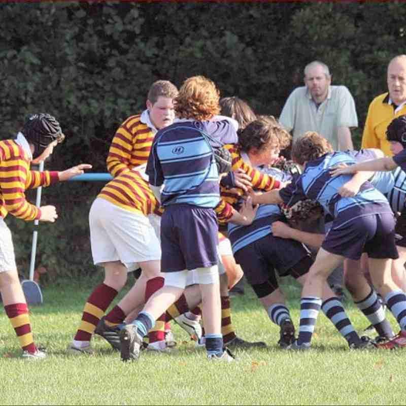 10/10/10 U13 v Liverpool Collegiate