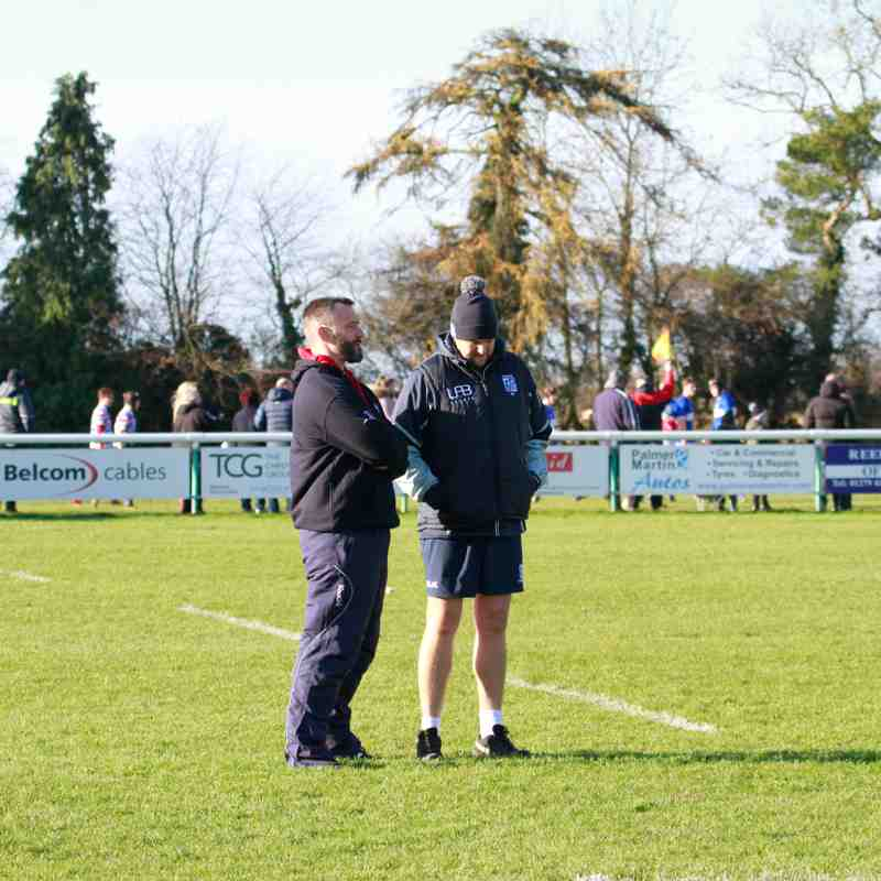 Colts National Cup R1 BSRFC v Bedford