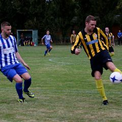 Darlaston Town vs Kington Town - 27092014