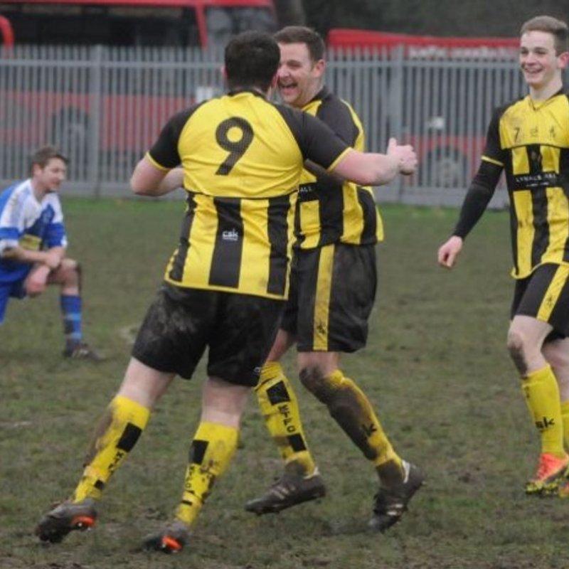 Kington Town lose to Gornal Athletic 1 - 2