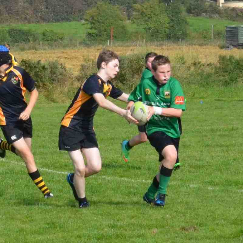 Letterkenny U14s vs Derry