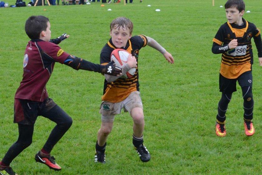 IRFU Ulster Mini Rugby Easter Camp - Book here