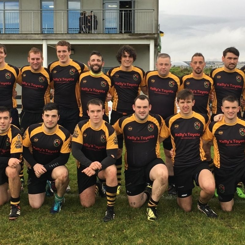 1st XV beat Monaghan 13 - 26