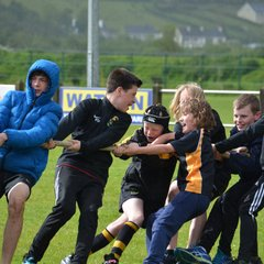 Mini Rugby Fun Day and presentations
