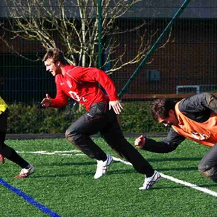 Strength and Conditioning Session every Monday 7pm