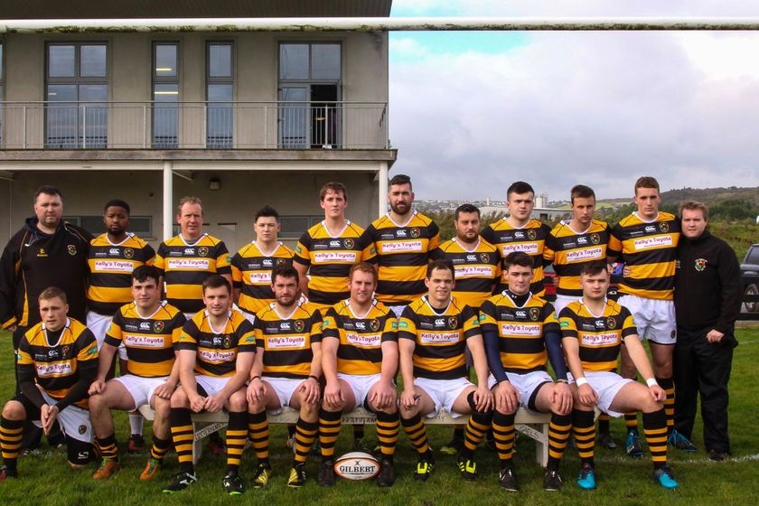 Letterkenny 1st XV overcome Donegal Town at Dave Gallaher Park