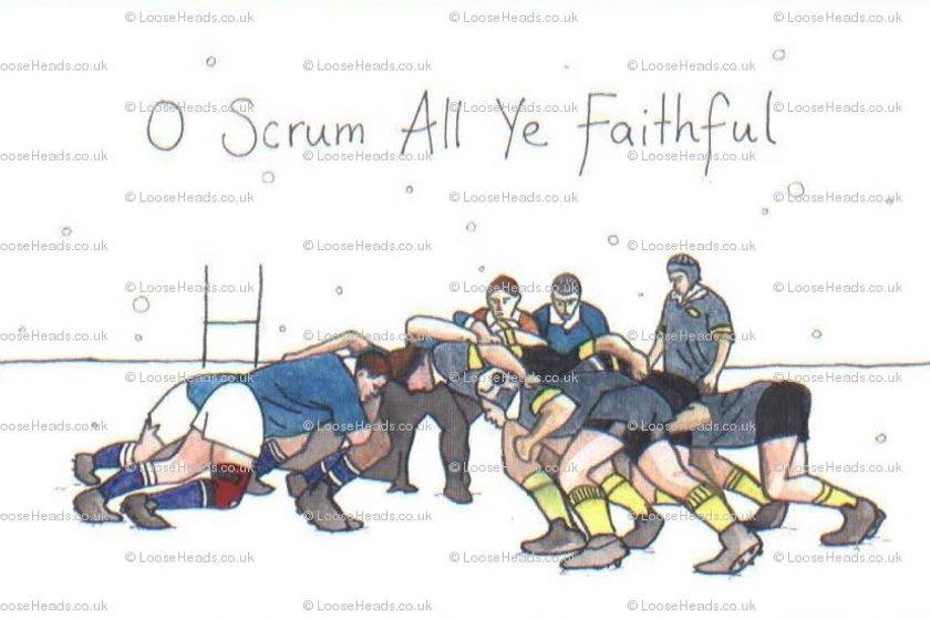 Rugby this weekend