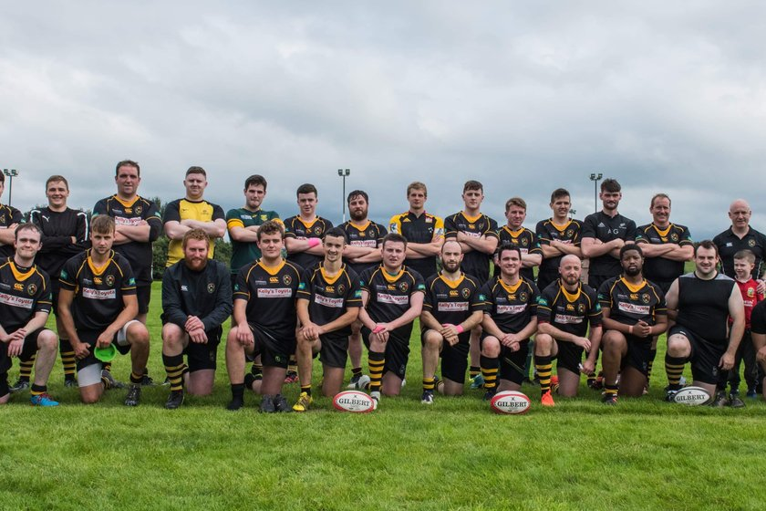 Letterkenny go close in local derby v Strabane