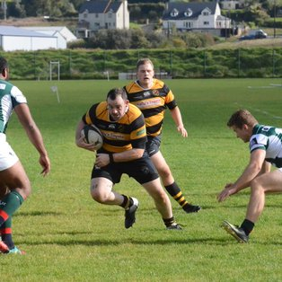 Letterkenny finally come good against Civil Service