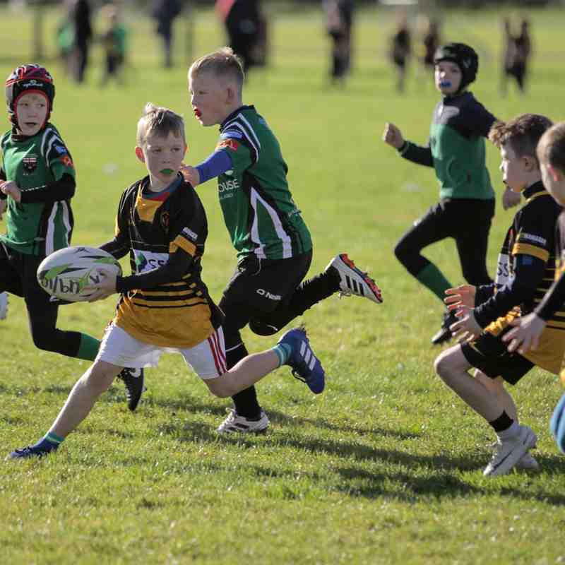 Mini match v City of Derry RFC 06/10/2018