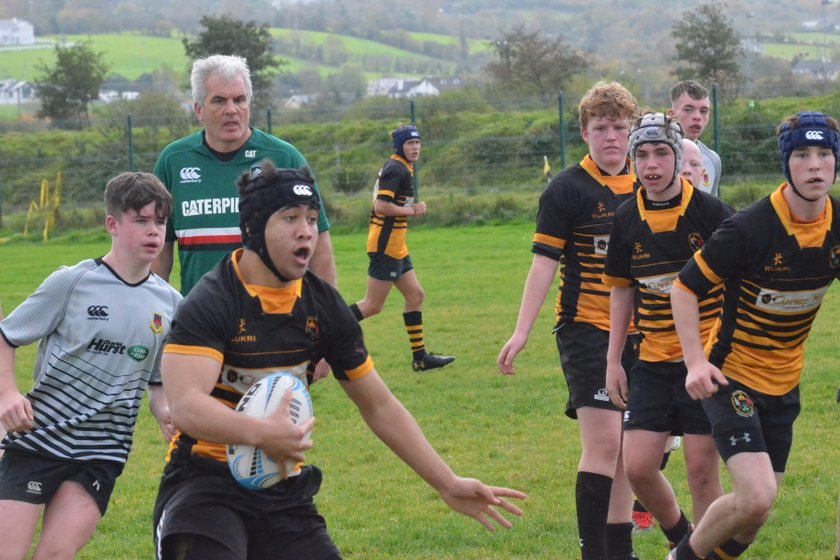 Rugby action Letterkenny RFC this weekend