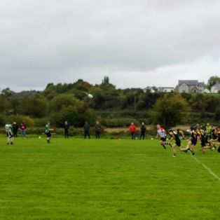 U14s 18/19 Season kick's off against City of Derry