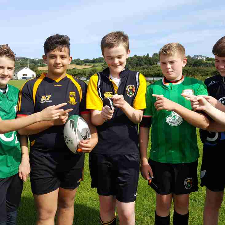 Match Report - U14s 18/19 Season kick's off against City of Derry