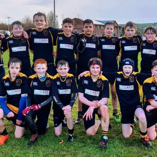 Letterkenny U14 secure a win in a hard fought encounter at City  Of Derry