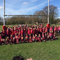 Mini Rugby  Training & Registration for U7s-U12s continues on 17th & 24th Sept