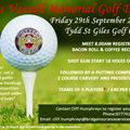 Les Vassall Memorial, and WRUFC 70th Anniversary Golf Day