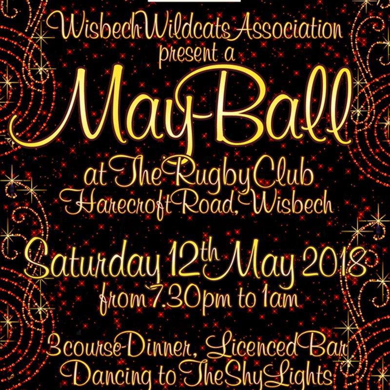 Wisbech RUFC May Ball 2018