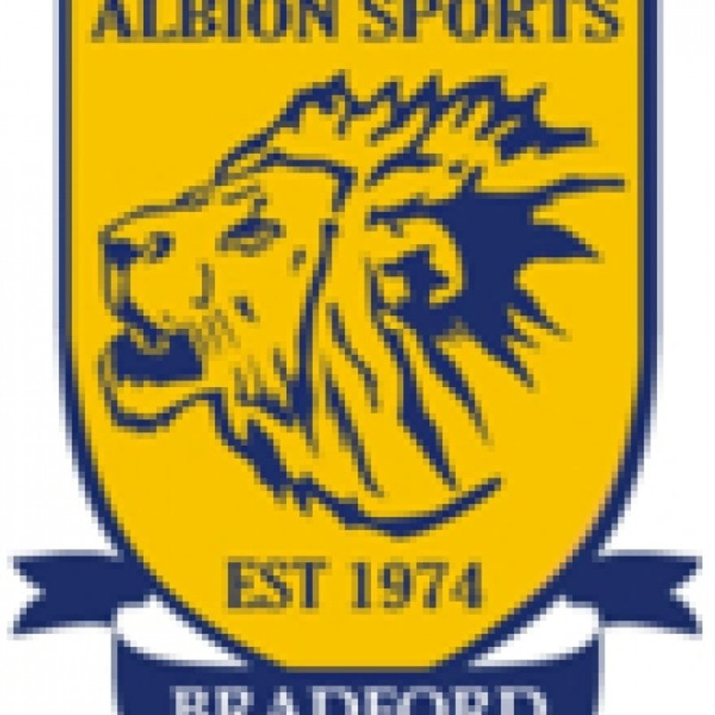 First Team vs Albion Sports (H) - Saturday 15th December