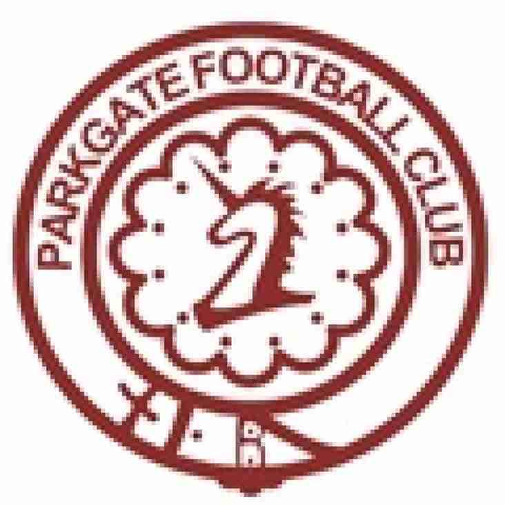 First Team vs Parkgate (H) - Thursday 19th February