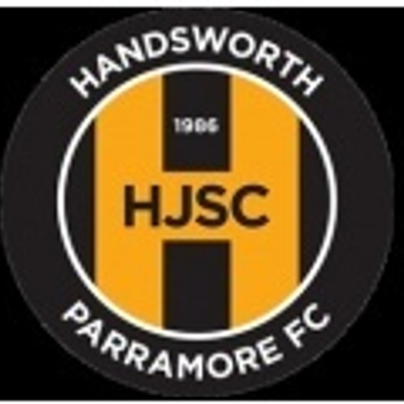 First Team vs Handsworth Parramore (A) - Saturday 18th November