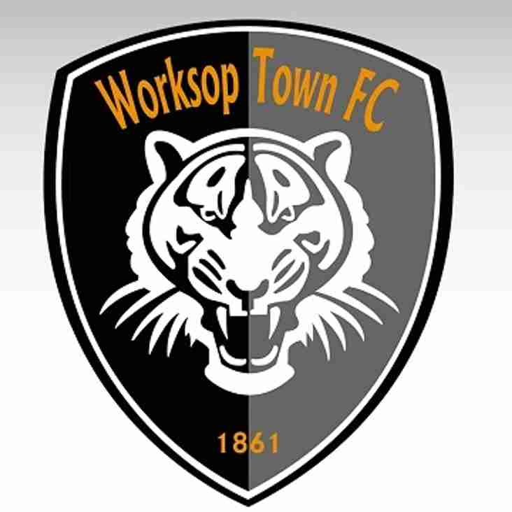 First Team vs Worksop Town (H) - Saturday 10th February
