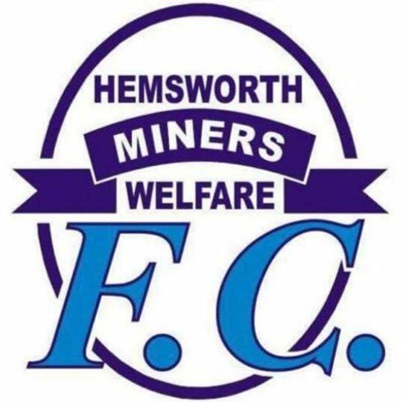 First Team vs Hemsworth MW (H) - Saturday 8th December