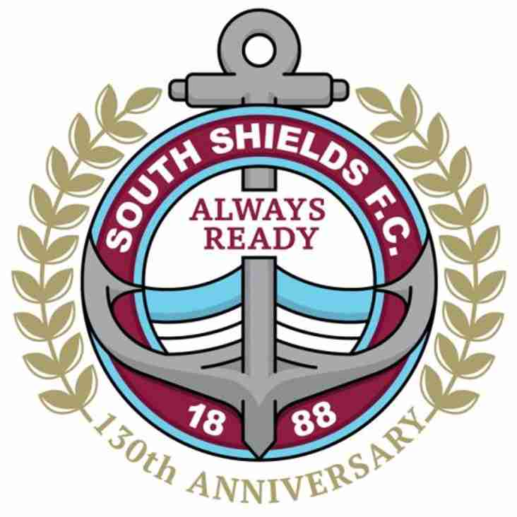 First Team vs South Shields (A) - Saturday 8th September