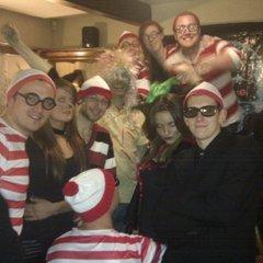 Where's Wally - Halloween 2011