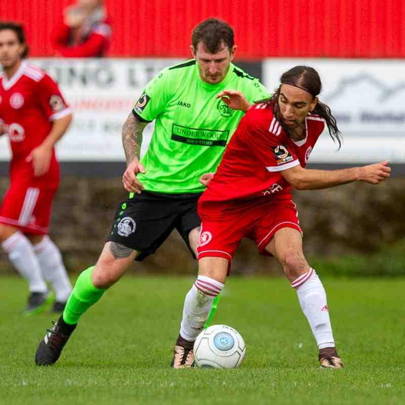 Welling 1-1 Hemel Town FC