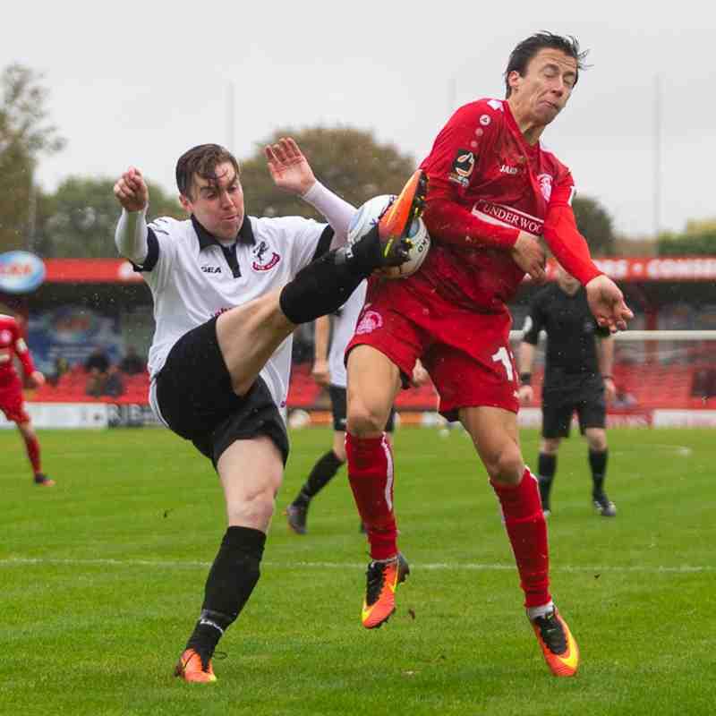 Hemel Hempstead Town 5-0 Ramsgate