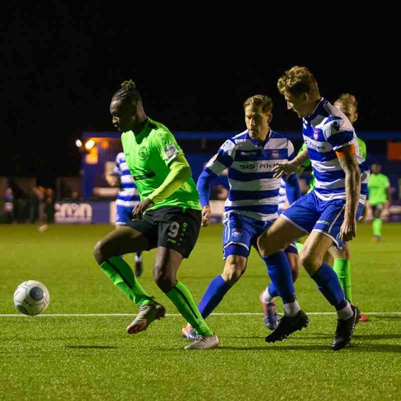 Oxford City 5-0 Hemel Hempstead Town