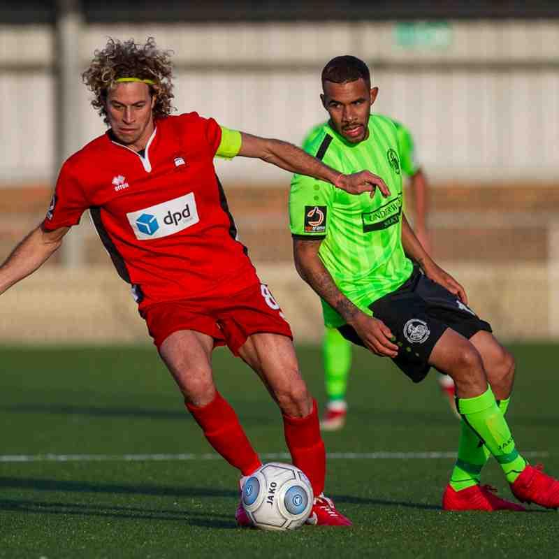 Eastbourne Borough 3-0 Hemel Hempstead