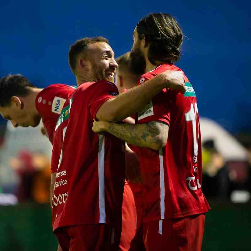 Hemel 1-1 St Albans
