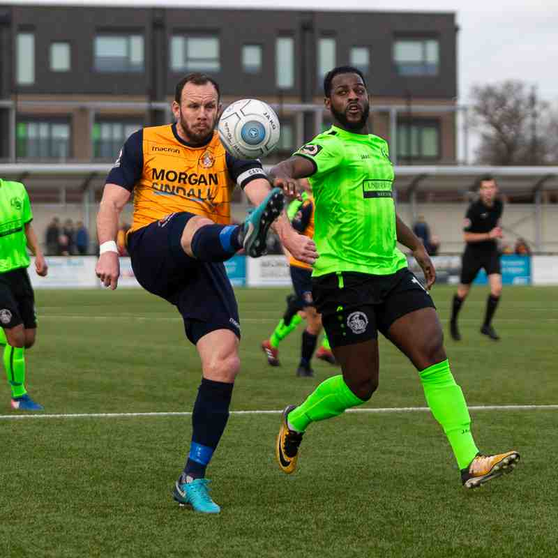 Slough Town 1-0 Hemel Hempstead