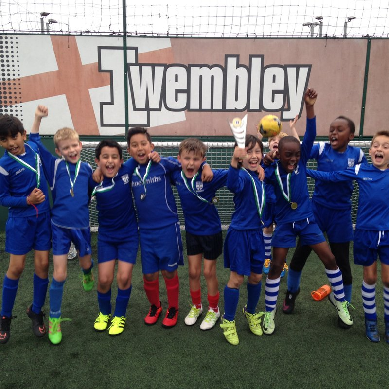 Under 9s lose to Woodley United Hurricanes 1 - 2
