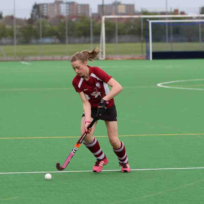 Mixed hockey cup match