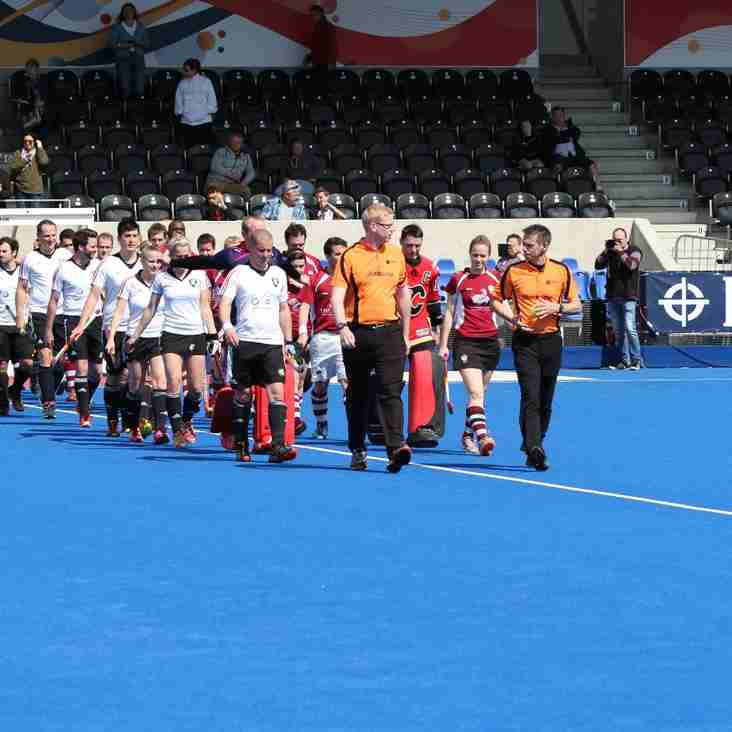 Bedford to host England Mixed this weekend