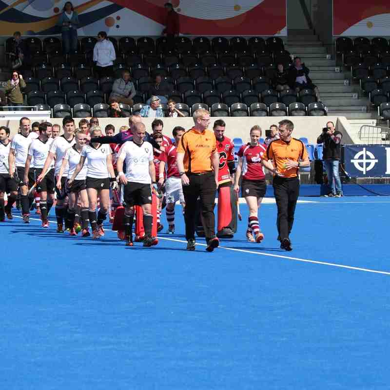mixed hockey semi finals
