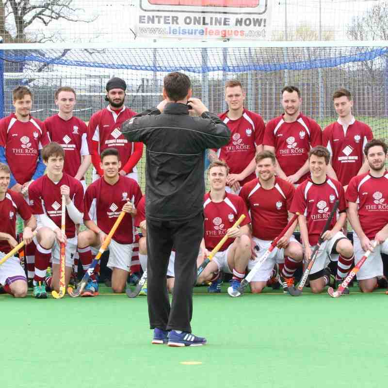2s National semi finals v York