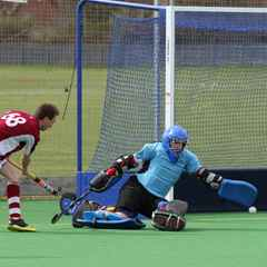 Dedicated goalkeeper training at BHC