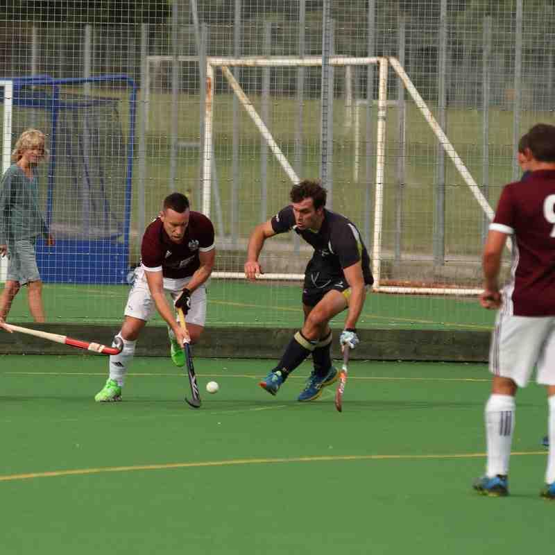 Mens 1st V Ipswich 24.9.16