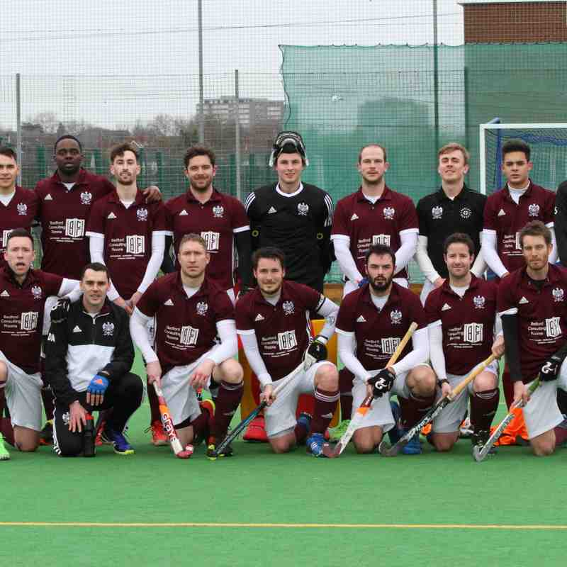 Mens 1s v Peterborough