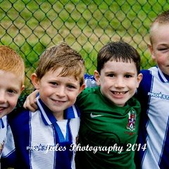 Stalybridge Celtuic Juniors Under 8's vs Fletcher Moss 6th Sep 2014