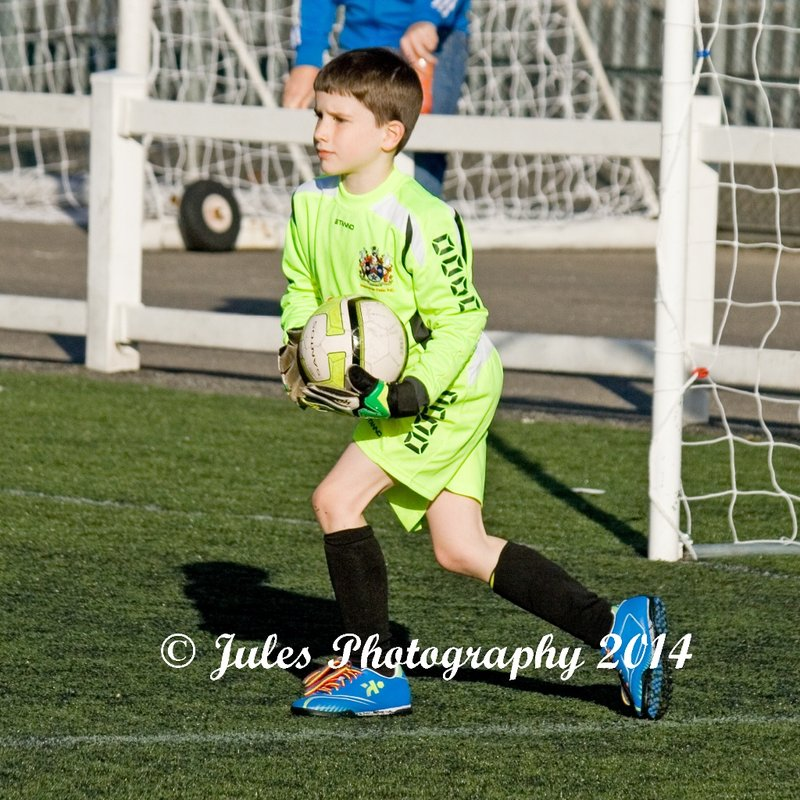 Stalybridge Celtic Under 8's vs Chadderton FC (Cup Match)